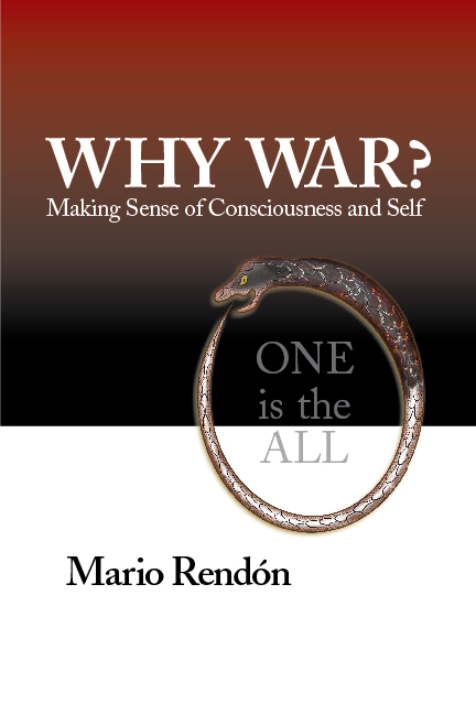 Why War? Making Sense of Self and Consciousness by Mario Rendón